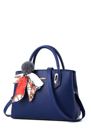 TCWK blue TCWK Korea Style Blue Ladies Handbag TC258AC0SANYMY_1