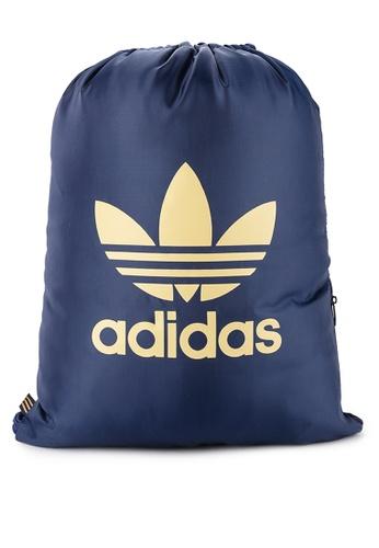 cefbcc47a6de Buy adidas adidas originals gymsack trefoil Online on ZALORA Singapore