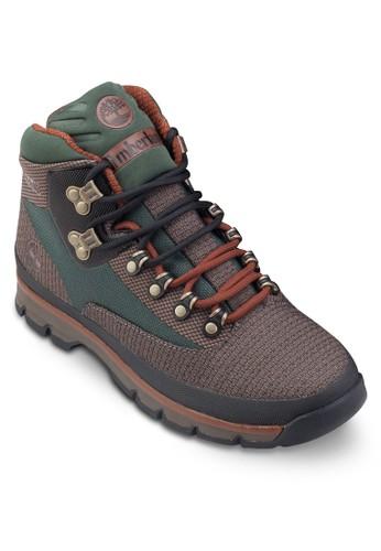 Euro Hiker 提花登山靴, 鞋, 運動esprit outlet 台中