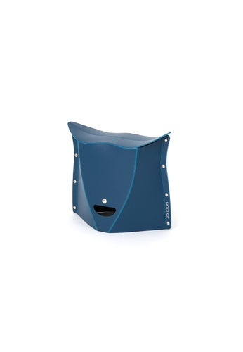 Solcion Patatto 250 - portable compact stool (Navy) 0090DHL3A04B25GS_1