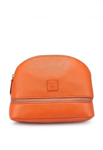 Superdry 橘色 Make Up Bag D5414AC8299FE1GS_1