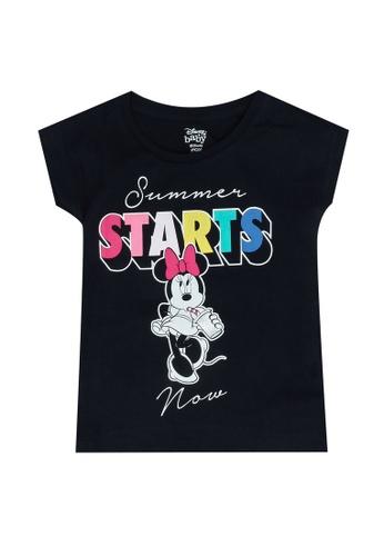 FOX Kids & Baby navy Minnie Mouse Graphic Tee A9C2DKA856D284GS_1