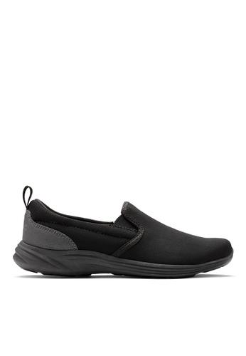 Vionic black Kea Slip-On Sneaker 9B664SHB801EDCGS_1
