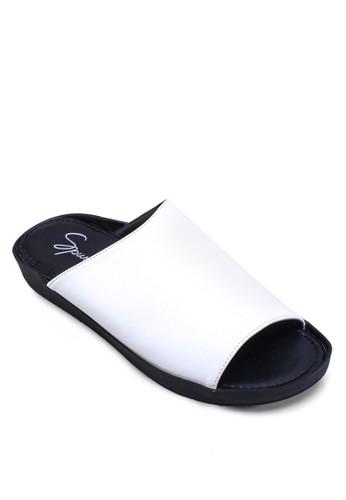 Marcella 寬帶涼鞋esprit 工作, 女鞋, 涼鞋