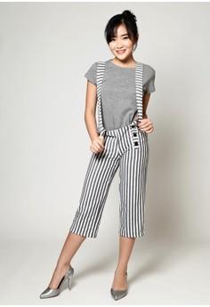 Image of 3/4 Cullote Stripe