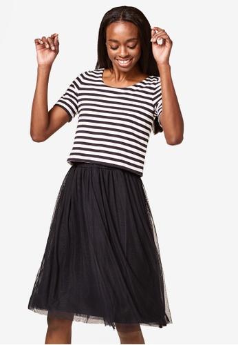 75fd51e15932 Buy ESPRIT Knitted Knee Length Dress Online on ZALORA Singapore
