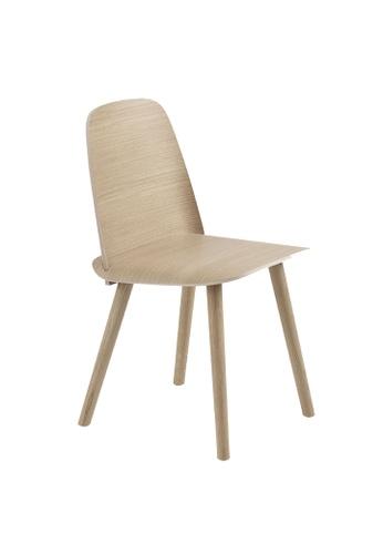 Chic Establishment brown Steyr Chair 3F80BHL5CDC4ACGS_1