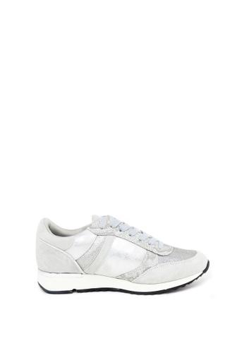 London Rag 銀色 London Rag女士體育運動鞋 SH1132 LO507SH0A5BHTW_1