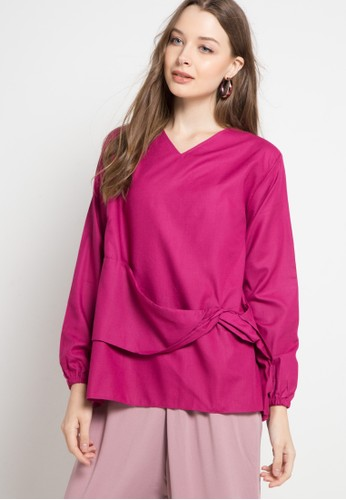 Imperial pink Fatimah Top 22214AA8E54D7EGS_1