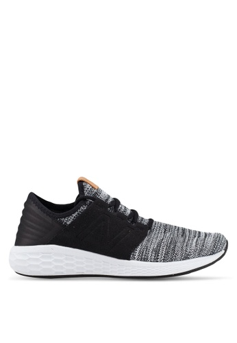 New Balance black and white Cruz Future Sport Knit Pack Shoes 671A1SH7563143GS_1