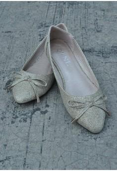 TNL Yann Ballet Shoes (Gold)