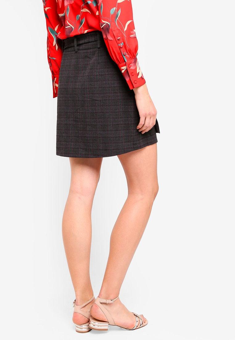 Grey ESPRIT ESPRIT Grey Mini Skirt Mini Woven Skirt Skirt Grey ESPRIT Woven Woven ESPRIT Mini dXCqIwX
