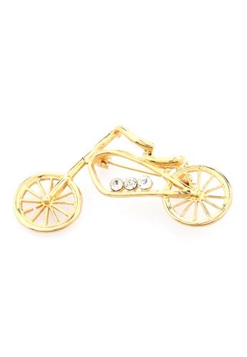 1901 Jewelry gold 1901 Jewelry Motorcyle Brooch 19910AC41PVEID_1