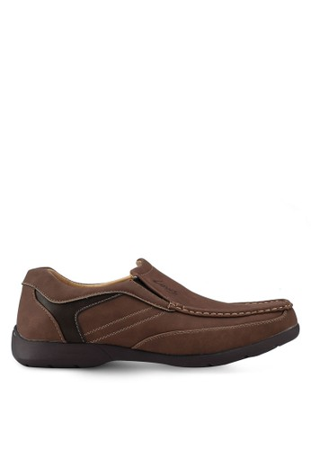 Louis Cuppers brown Casual Loafers 32759SH1A76088GS_1
