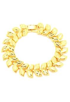 Anne Cleo Royal 18k Plated Bracelet