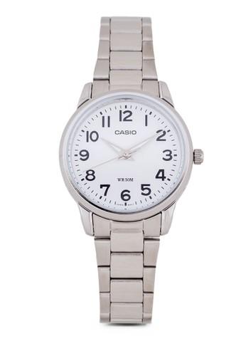 Casio LTP-1303Desprit outlet 香港-7BVDF 不銹鋼數字錶, 錶類, 飾品配件