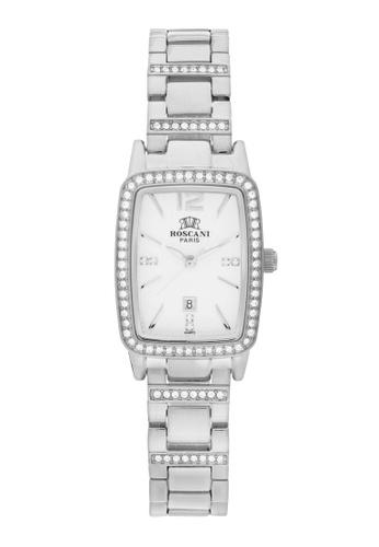 Roscani silver Roscani Jemma B64 (Sunrise Dial) Stainless Steel White Bracelet Women Watch 4B8A3AC87EED0EGS_1