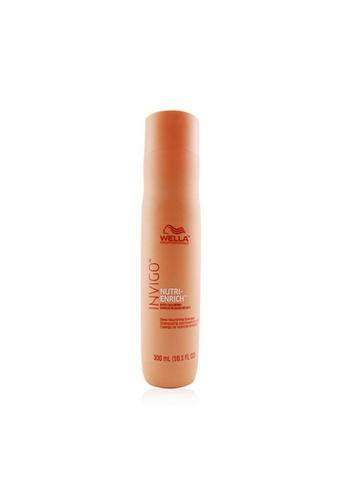Wella WELLA - Invigo Nutri-Enrich Deep Nourishing Shampoo 300ml/10.1oz 3D813BEBAC31BBGS_1