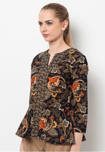 ASANA Batik Prima Cotton Woman Top