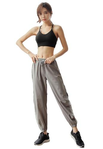 YG Fitness multi (2PCS) Quick-Drying Running Fitness Yoga Dance Suit (Bra+Bottoms) C9131US039C731GS_1