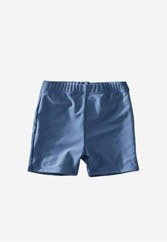 Mommy Hugs blue Classic Blue Twinning Swimwear - Boy Version FDE97KA85CB200GS_1