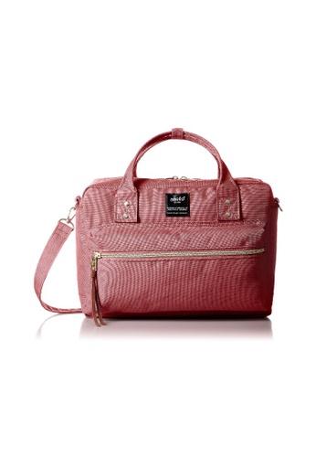 Anello pink Moku Color 2-Way  Boston Bag AT-C1224  –PI Pink 433F5ACA2D472DGS_1