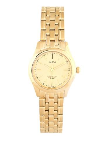 Alba gold ALBA Jam Tangan Wanita - Gold - Stainless Steel - ARSY26 AL383AC0UN3VID_1