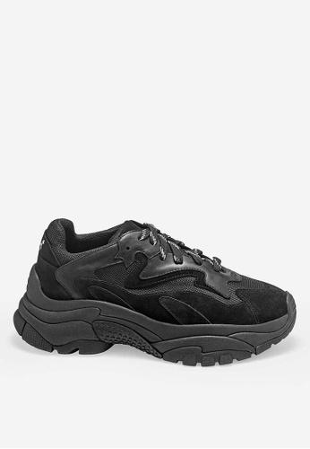 ASH black ASH Atomic Sneakers - Black 5AB76SH4CD45E4GS_1