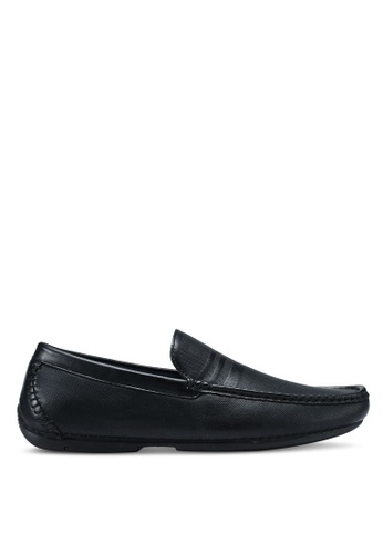 Bata black Casual Boat Shoes 8664BSH75642DBGS_1