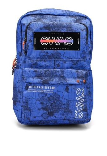 361° blue Sports Life Backpack 42C9DACDCFA58EGS_1