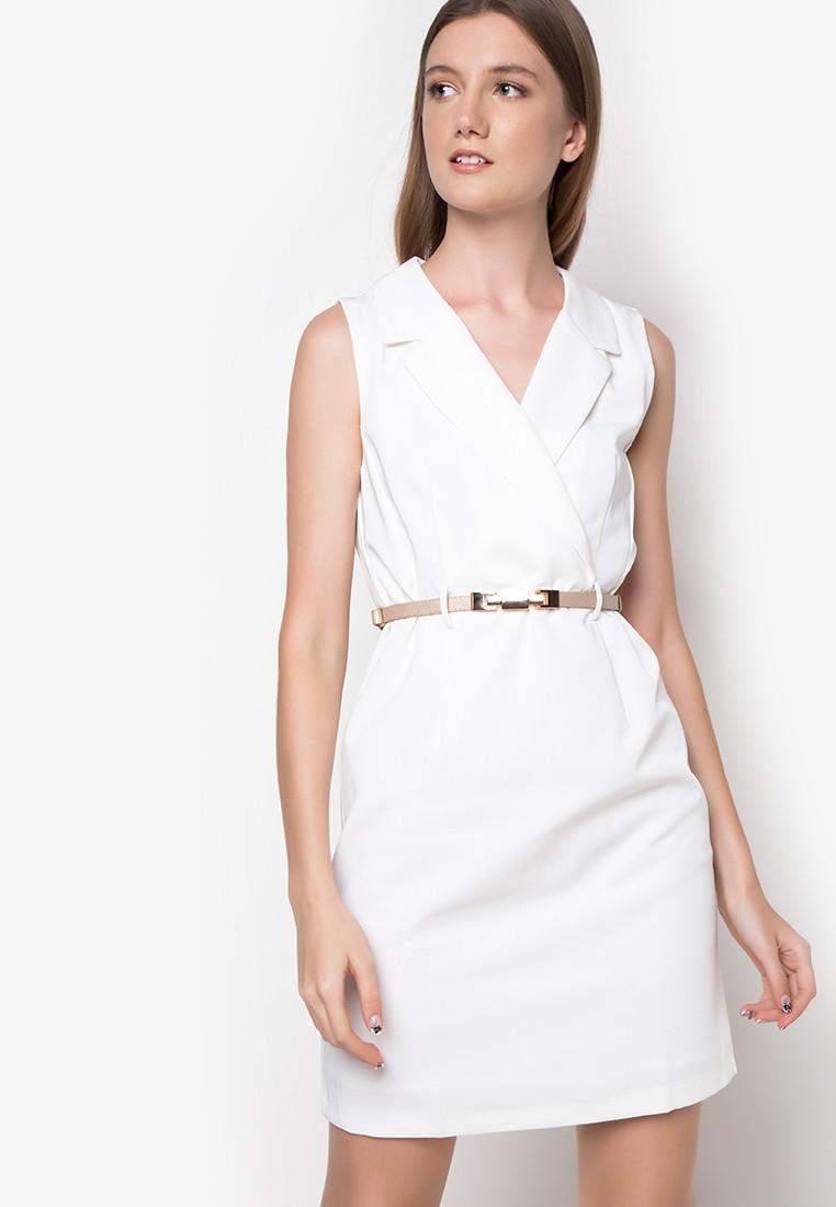 June Short Dress