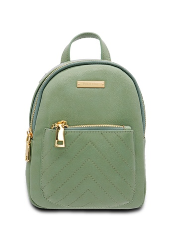 POLO HILL green POLO HILL Lil' Pocket Ladies Backpack 5D8FCAC681F657GS_1