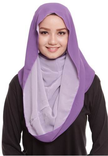 Mybamus Bolbal Nabel Hoodie Purple