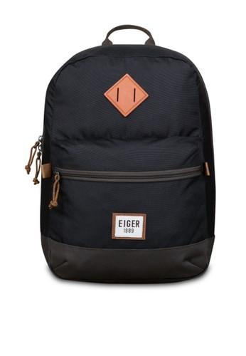 Eiger black 1989 Tribune 2.0 12L Backpack 138BCACB9668CCGS_1