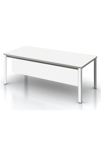 AMERCIS white Amercis Progue 1500L Office Table 67DE9HL1AF6888GS_1