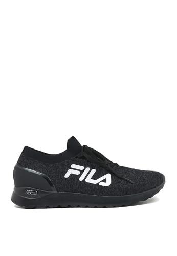 FILA black Training Sports Shoes 31F72SH4B01A20GS_1