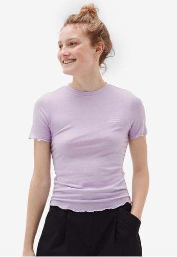 OVS purple Limited T-Shirt FE05AAA9A60B3BGS_1