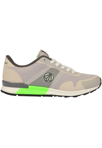 paperplanes beige Paperplanes-1310 Fashion Casual Nighglow Running Trainer Shoes US Women Size PA355SH11PIISG_1