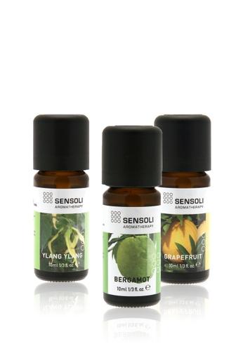 Sensoli Aromatherapy Sensoli Aromatherapy UK - Premium Essential Oil Blend Bundle of 3 C5776HL08130B0GS_1