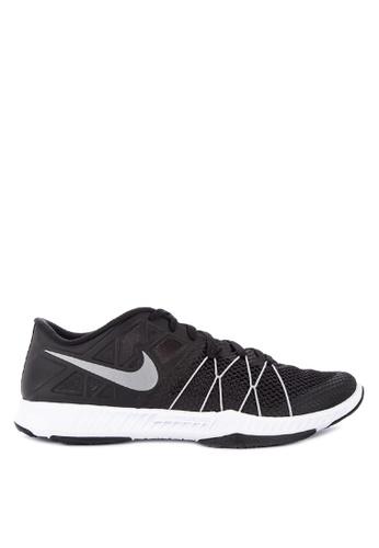 Nike black Zoom Train Incredibly Fast Shoes 675DESH31B2C3EGS_1