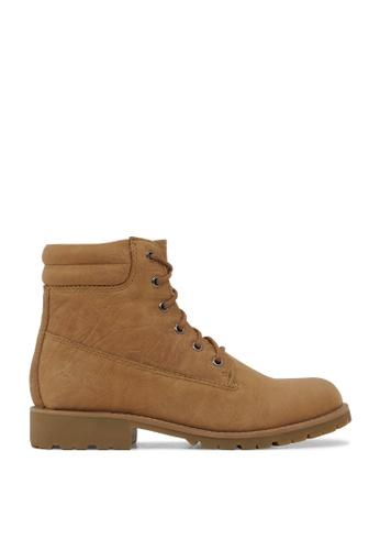 ROC Boots Australia brown Lama Tan Boots RO289SH0FEZESG_1