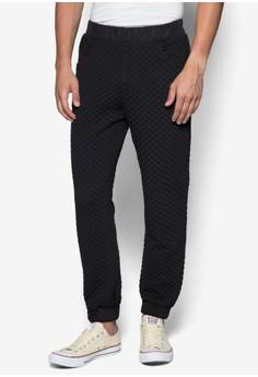 Track Pants With Welt Pocket