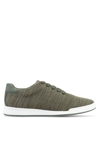Bata green Smart Casual Shoes 93A7ASH5690CE8GS_1