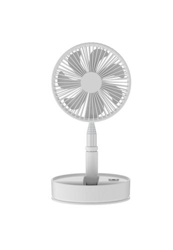 Benks white [Benks] Wireless Portable, Foldable, Extendable Desk Fan With Built-in Battery 76ED9HL34CDF97GS_1