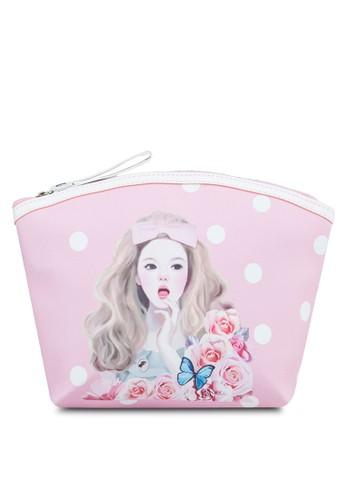 俏麗女孩隨zalora 台灣身小包, 包, 皮夾及零錢包