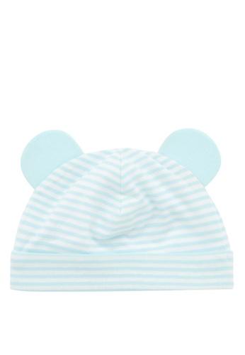 Kingkow blue Bear Shaped Cotton Hat 0-6months 04723KCC99D18CGS_1