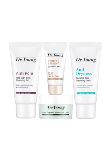 DR. YOUNG Travel Kit for Total Care DR573BE51HOYSG_1