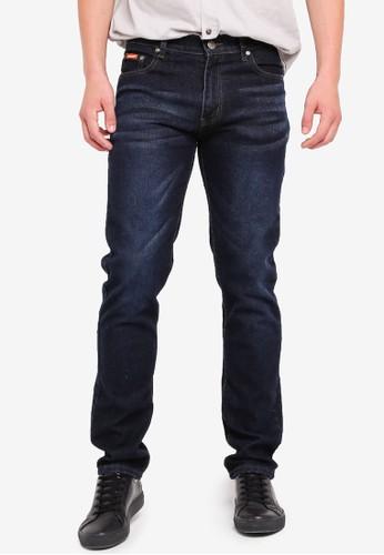 Fidelio blue 430 Slim Straight Denim AE027AA514F471GS_1