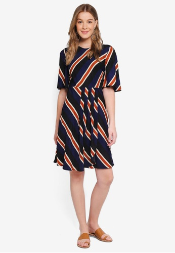 Y.A.S multi Malaga Dress 87212AA8644A56GS_1