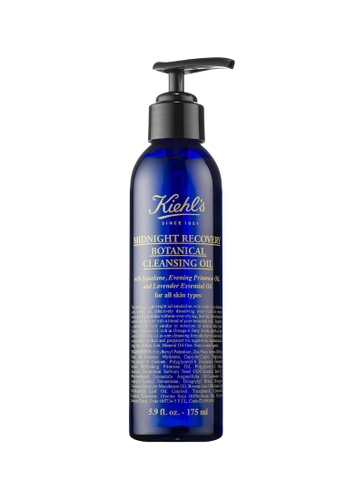 Kiehl's Kiehl's Midnight Recovery Botanical Cleansing Oil 175ml 3DE27BE10E6AE4GS_1